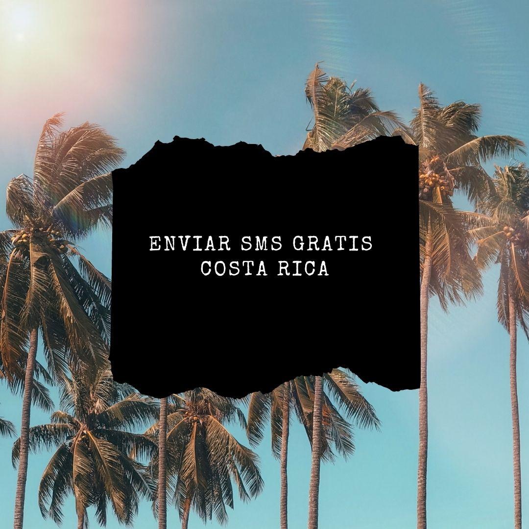 ENVIAR SMS GRATIS COSTA RICA