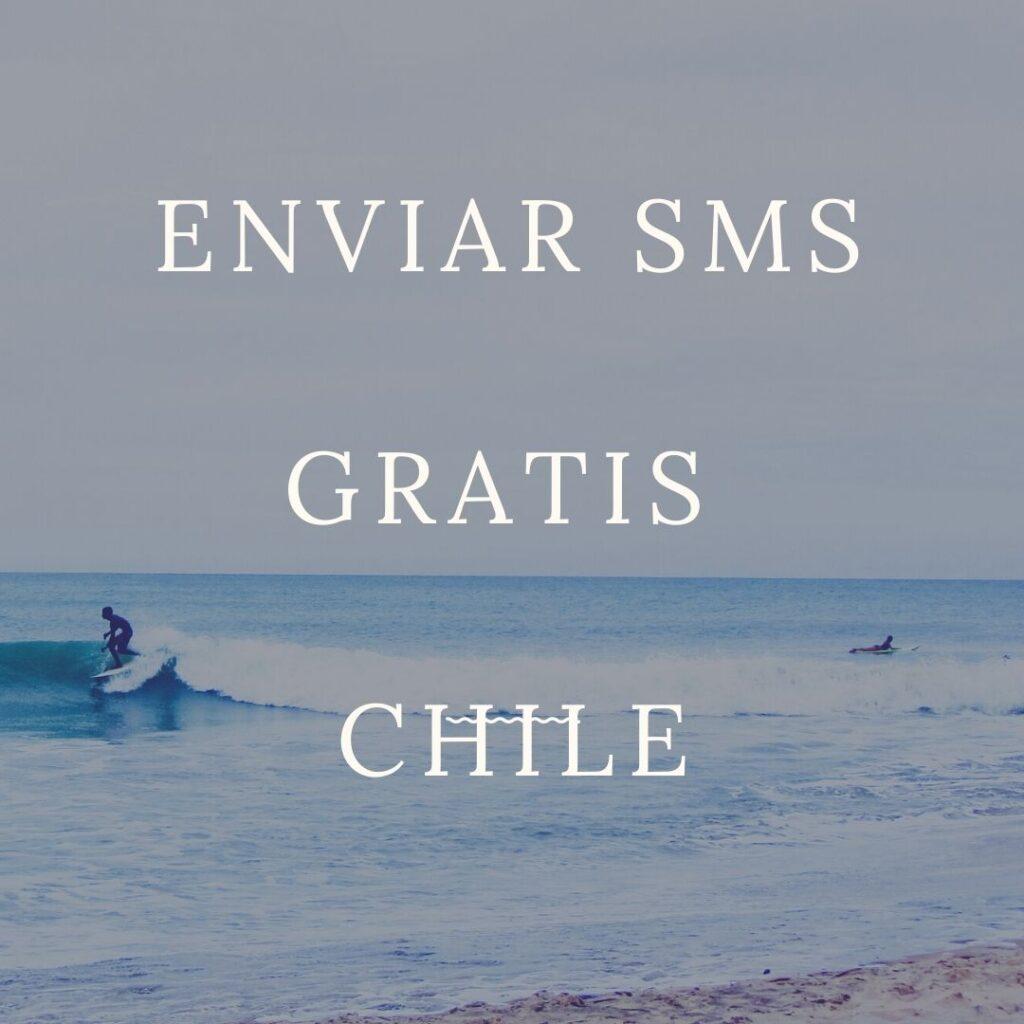 Enviar SMS gratis Chile