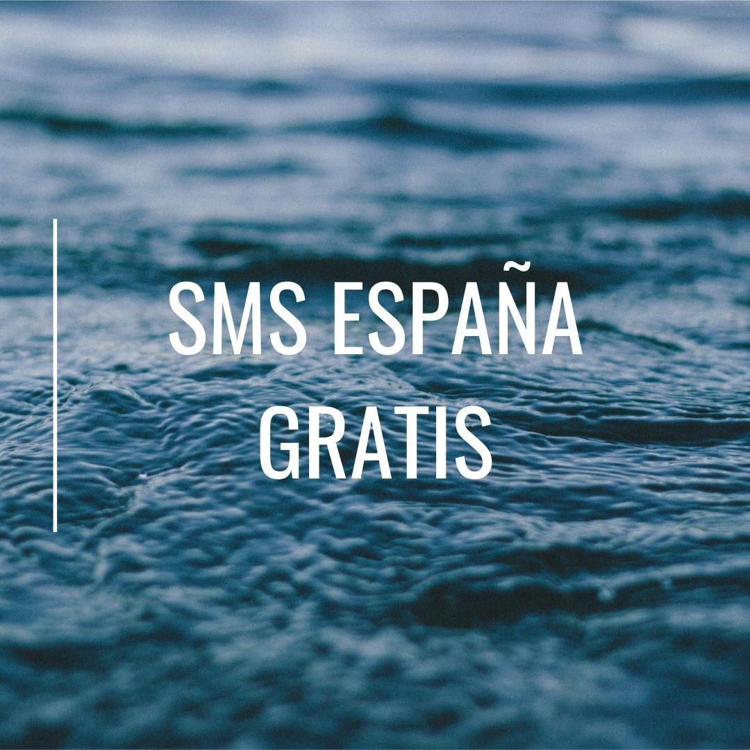 SMS España gratis